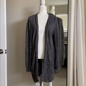 Pacsun long open cardigan!